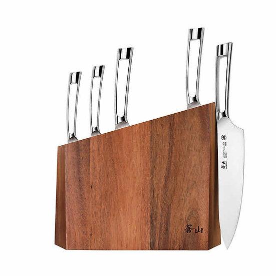 Cangshan N1 Series 6-Piece Forged German Steel Knife Set