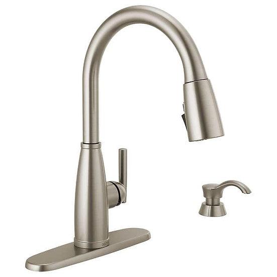 Delta Varos Pulldown Kitchen Faucet