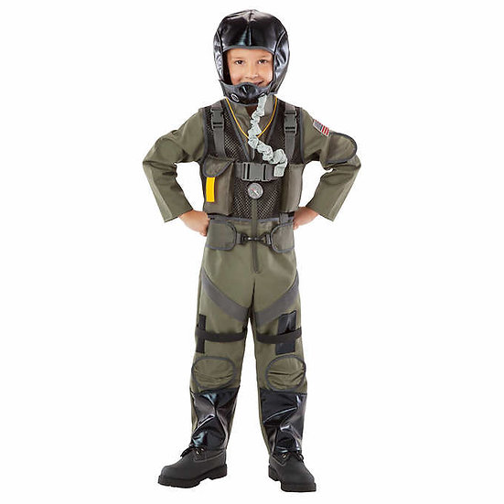 Teetot Fighter Pilot Child Dress Up