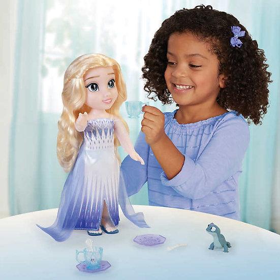 Disney Princess Doll Tea Time with Elsa and Bruni