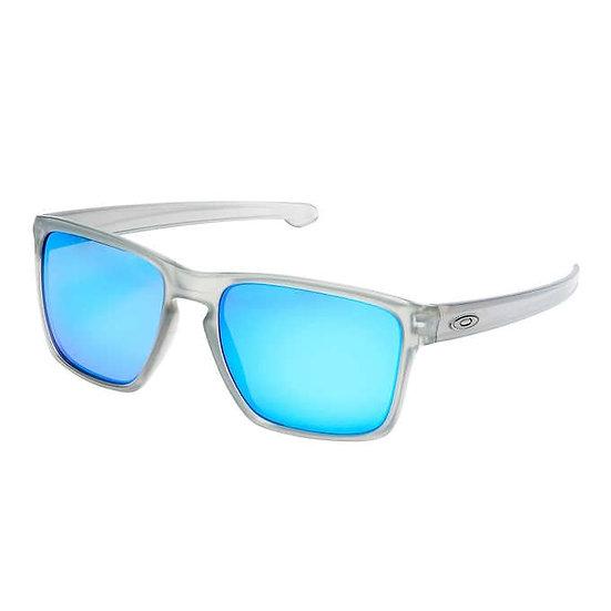 Oakley Sliver XL Matte Gray Ink Polarized Sunglasses, Men's
