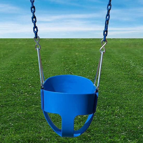Gorilla Playsets Full Bucket Swing, Model  04-0008