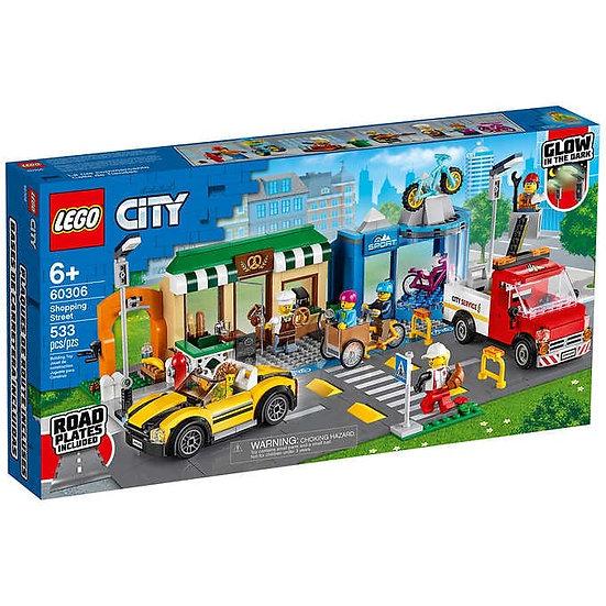 LEGO My City Shopping Street