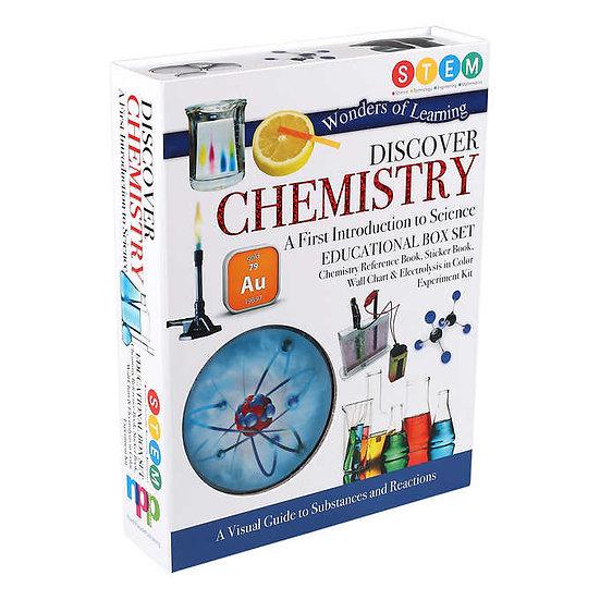 Wonders of Learning: Chemistry