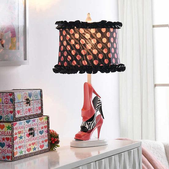 Highheels Figurine Table Lamp