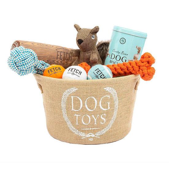 Harry Barker Dog Camper Bundle, Dog Toys