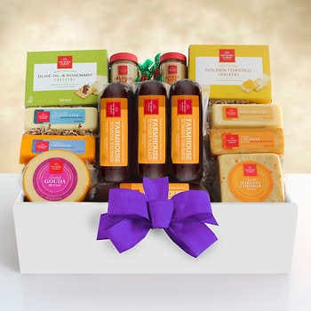 Hickory Farms Summer Favorites Gift Box
