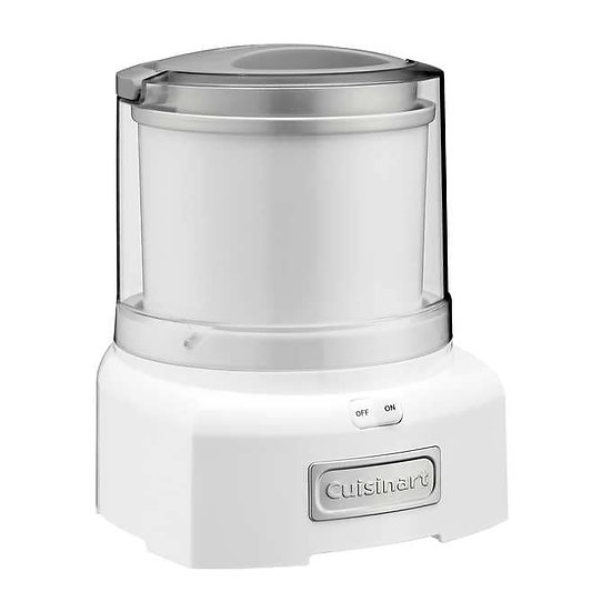 Cuisinart Ice Cream Maker with Easy Clean Paddle