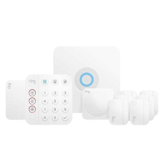 Ring 10-piece Wireless Security Alarm Kit