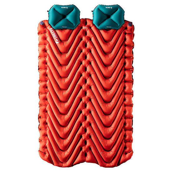 Klymit Insulated Double V with 2 XL Pillows