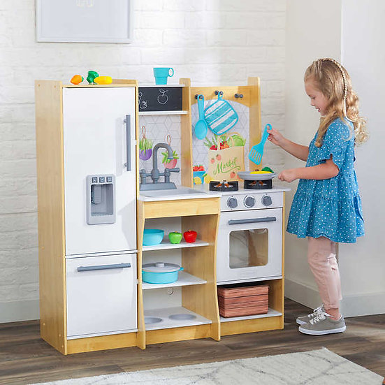 KidKraft Fresh Harvest Play Kitchen