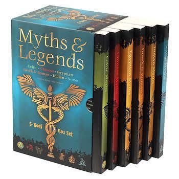 Myths & Legends: 6 Book Box Set