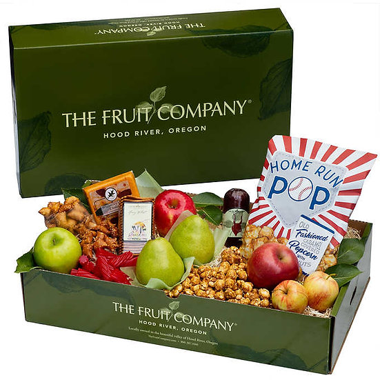 The Fruit Company Home Run Gourmet Box