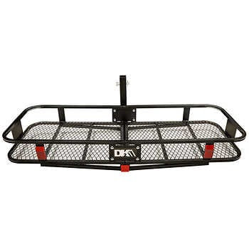 Detail K2 Collapsible Hitch Mounted Cargo Carrier, Model  HCC602