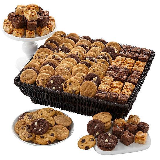 Mrs. Fields Cookie Deluxe Bites Basket