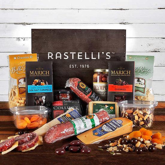 Rastelli Market Fresh Connoisseur Gift Crate