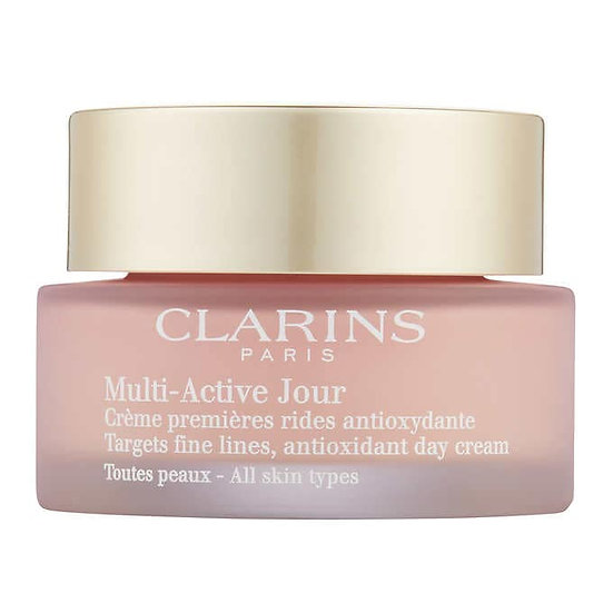Clarins Multi-Active Jour All Skin Types, 1.6 oz