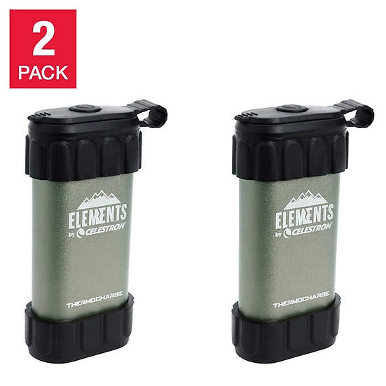 Celestron Thermocharge Handwarmer, 2-pack