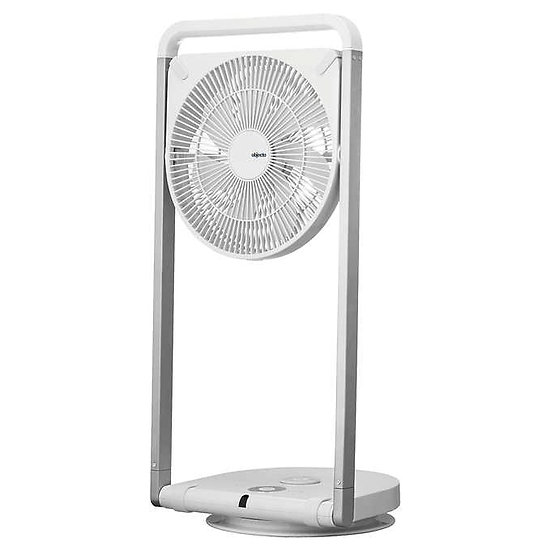Objecto F1 Folding Fan with DC Motor