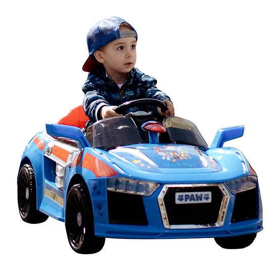 Paw Patrol E-Cruiser Ride-On Car, Blue