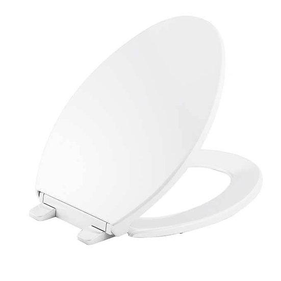 Kohler Layne Quiet-close Elongated Antimicrobial Toilet Seat, 2-pack