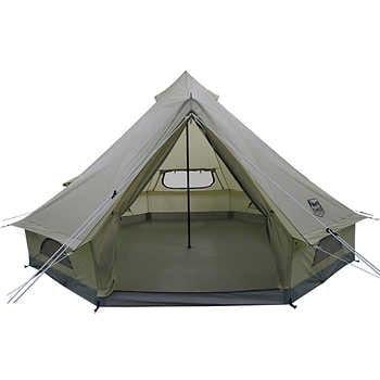 Timber Ridge Yurt Glamping Tent