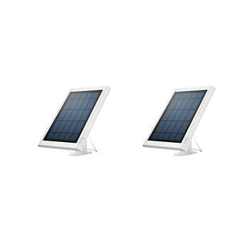 Ring Solar Panel 2-pack, Black or White
