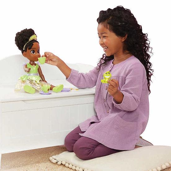 Disney Princess Doll Tea Time with Tiana and Naveen