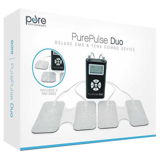 Pure Enrichment PurePulse DUO TENS/EMS Bundle