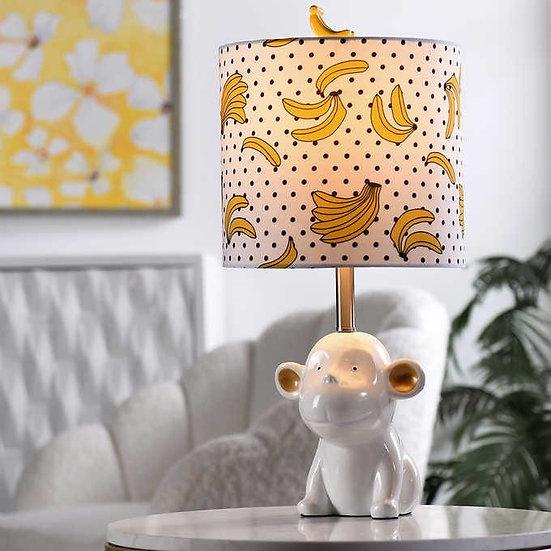 Monkey Figurine Table Lamp