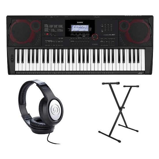 Casio CT-X3000 Premium Portable Keyboard Bundle