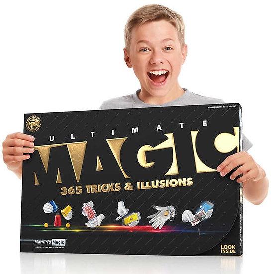 Marvin's Ultimate Magic Box
