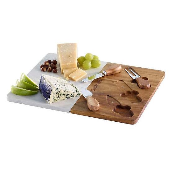 Cuisinart 4-piece Cheese Knife Set
