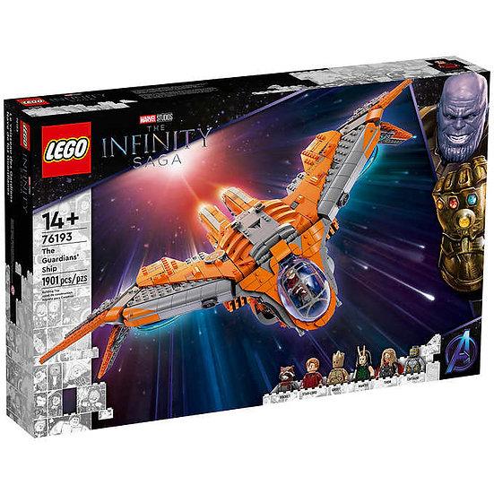 LEGO Marvel The Guardian's Ship