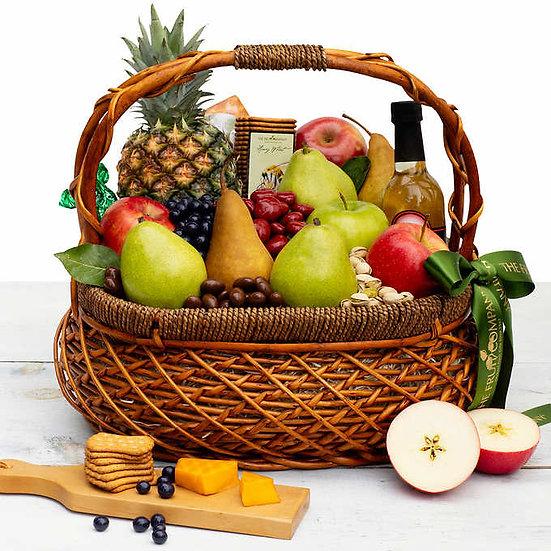 The Fruit Company Bountiful Harvest Gift Basket