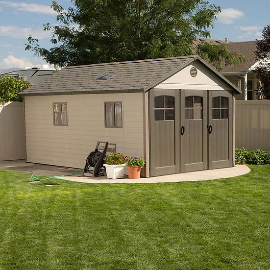Lifetime 11' x 21' Shed, Model  60237