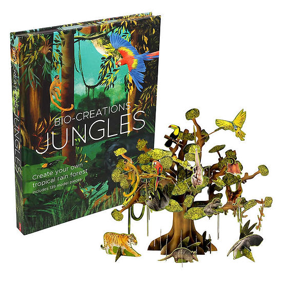 Bio Creations: Jungles