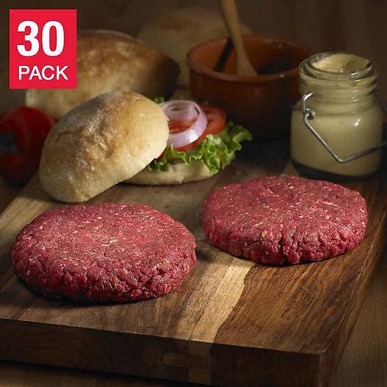 Northfork Bison Burger 5.33 oz, 30-count