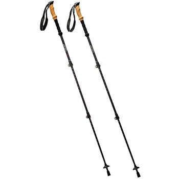 Cascade Mountain Tech 3K Trekking Pole – 1 Pair (2 trekking poles)