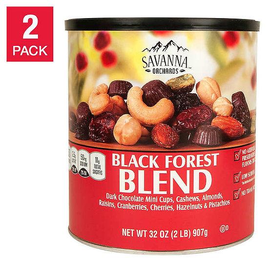 Savanna Orchards Black Forest Blend 32 oz 2-count