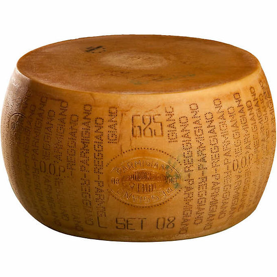 Kirkland Signature Whole Wheel Parmigiano Reggiano, 72 lbs.