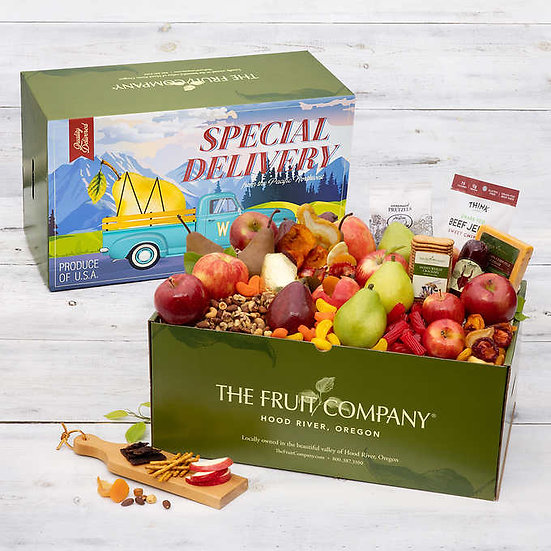 The Fruit Company Special Delivery Gourmet Gift Box