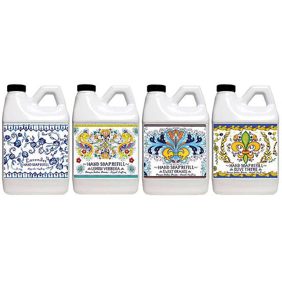 Home and Body Company Perugia Hand Soap Refill 4-pack