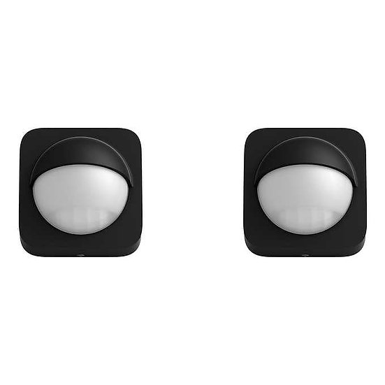 Philips Hue Dusk-to-Dawn Outdoor Motion Sensor, 2-pack