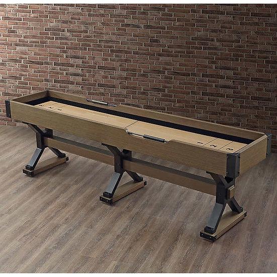 Well Universal 9ft Shuffleboard Table