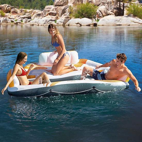 Intex Vista 3-person Floating Island