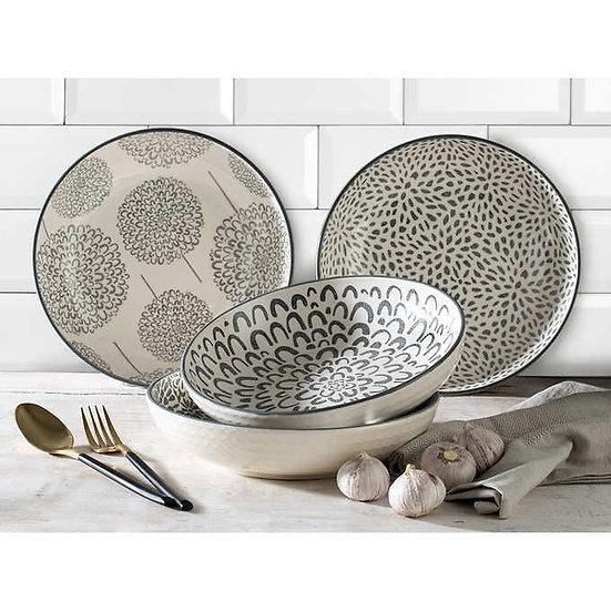 Signature Housewares 4-piece Bowl Set