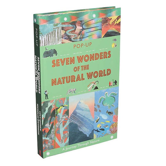 Seven Wonders Of The Natural World Pop-up