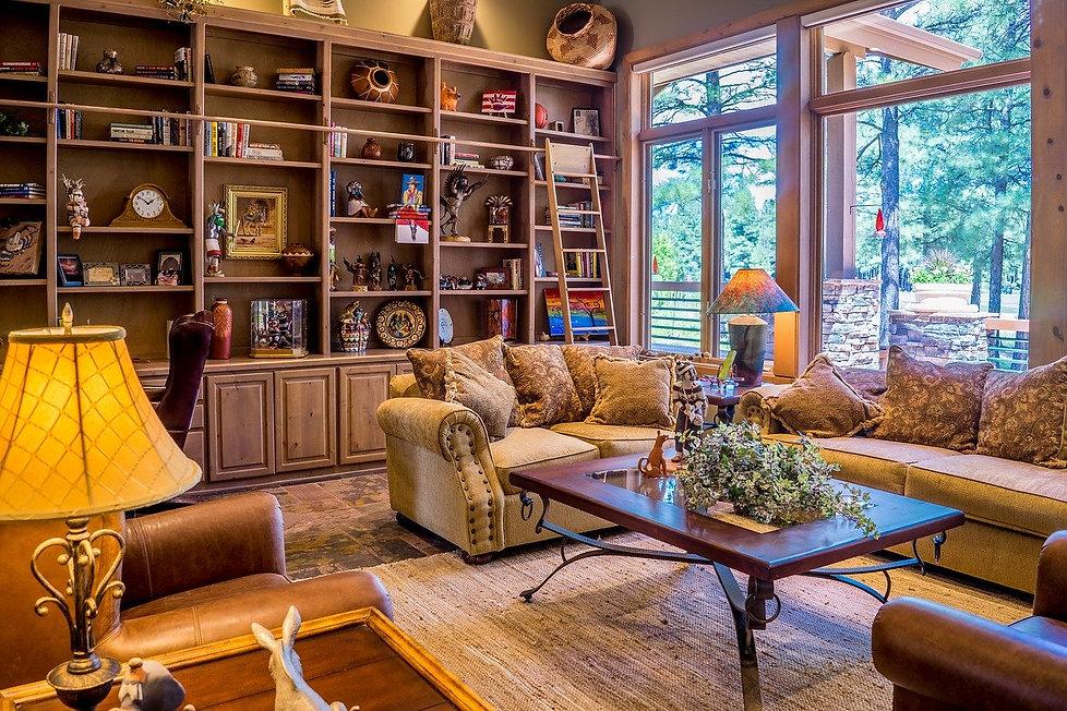 Room full of Furniture