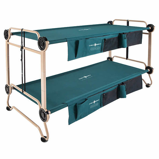 Disc-O-Bed XL Portable Cot Bundle, Model  XL